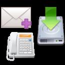 メールの管理、バックアップ、電話・メール対応